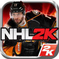 NHL 2K iPad Front Cover