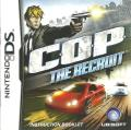 C.O.P.: The Recruit Nintendo DS Manual Front