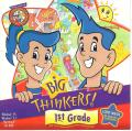 Big Thinkers!: 1st Grade Macintosh Front Cover
