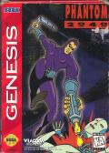 Phantom 2040 Genesis Front Cover