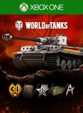 World of Tanks: Hammer Ultimate Bundle Xbox One Front Cover