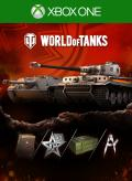 World of Tanks: Hammer/Kanonen Mega Bundle Xbox One Front Cover