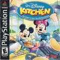 My Disney Kitchen PlayStation Front Cover