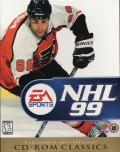 NHL 99 Windows Front Cover