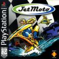 Jet Moto PlayStation Front Cover