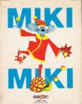 Miki Amiga Front Cover
