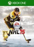 NHL 15 Xbox One Front Cover