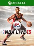 NBA Live 15 Xbox One Front Cover 1st version