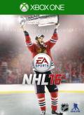 NHL 16 Xbox One Front Cover