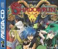 Shadowrun SEGA CD Front Cover