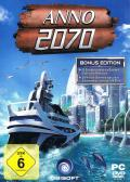 Anno 2070: Bonus Edition Windows Front Cover