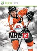 NHL 13 Xbox 360 Front Cover