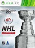 NHL: Legacy Edition Xbox 360 Front Cover