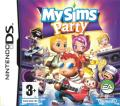 MySims: Party Nintendo DS Front Cover