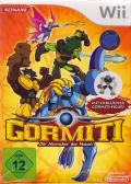 Gormiti: The Lords of Nature! Wii Front Cover