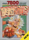 Basketbrawl Atari 7800 Front Cover