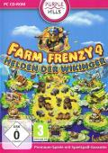Farm Frenzy: Viking Heroes Windows Front Cover