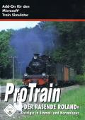 ProTrain: The Racing Roland Windows Front Cover