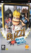 Buzz!: Brain of the UK PSP Front Cover