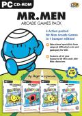 Mr. Men Arcade Games Pack Windows Front Cover