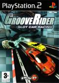 GrooveRider:  Slot Car Thunder PlayStation 2 Front Cover