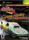 IHRA Drag Racing 2004 Xbox Front Cover