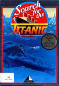 Search for the Titanic Commodore 64 Front Cover