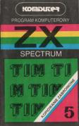 TIM ZX Spectrum Front Cover