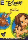 Disney Hotshots: Disney's Tarzan Windows Front Cover