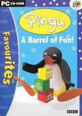 Pingu: A Barrel of Fun! Windows Front Cover
