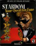 Stardom: Your Quest For Fame Windows Front Cover