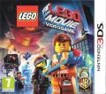 The LEGO Movie Videogame Nintendo 3DS Front Cover
