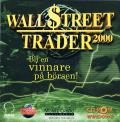 Wall $treet Trader 2000 Windows Manual Front / Jewel Case Front