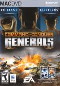 Command & Conquer: Generals - Deluxe Edition Macintosh Front Cover