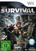 Cabela's Survival: Shadows of Katmai Wii Front Cover