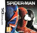 Spider-Man: Shattered Dimensions Nintendo DS Front Cover