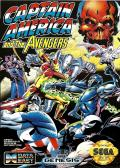 Captain America and the Avengers Genesis Front Cover