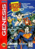 Justice League: Task Force Genesis Front Cover