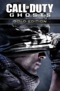 Call of Duty: Ghosts - Gold Edition Xbox One Front Cover