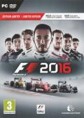 F1 2016 (Limited Edition) Windows Front Cover