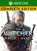 The Witcher 3: Wild Hunt - Complete Edition Xbox One Front Cover 1st version