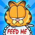 Garfield: My Big Fat Diet iPad Front Cover