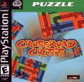 Crossroad Crisis PlayStation Front Cover