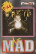 Dr. Mad vs. the Topsy Turvy Moon Men of Mars Commodore 64 Front Cover