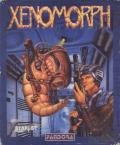 "Xenomorph DOS Front Cover ""PC version"" sticker removed"