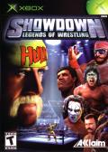 Showdown: Legends of Wrestling Xbox Front Cover
