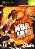 NBA Jam Xbox Front Cover
