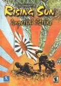 TalonSoft's Rising Sun: Imperial Strike Windows Front Cover