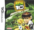 Ben 10: Protector of Earth Nintendo DS Front Cover