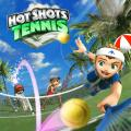 Hot Shots Tennis PlayStation 4 Front Cover